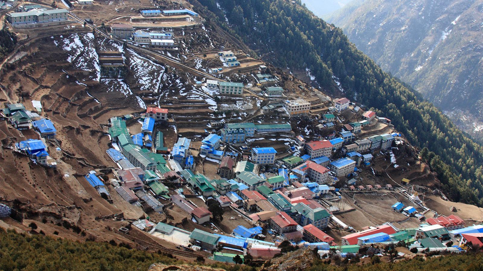 Google Street View In Nepal